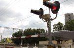 Нарушение правил на переезде Екатеринбург